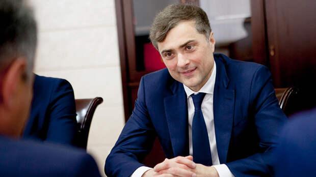 Сурков рассказал о своём понимании русского мира