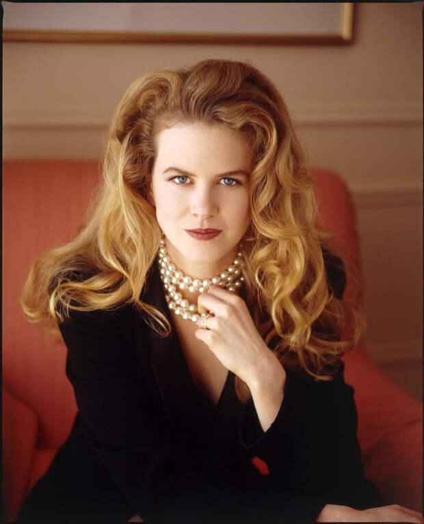 Николь Кидман образца 1995 года в журнале Redbook