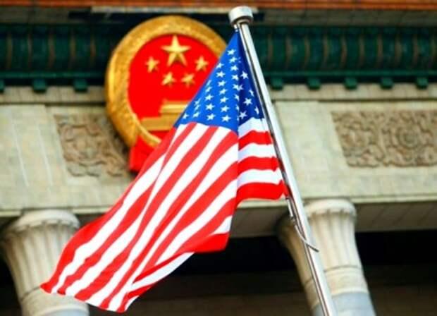 """США пригрозили Китаю """"силой"""""""