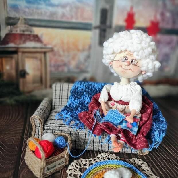 Куколки Ольги Глинкиной