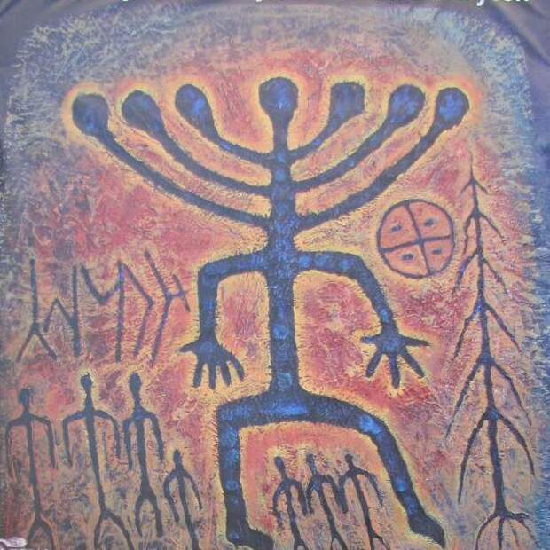 Великая загадка семиглавой фигуры божества которому поклонялись во всем древнем мире