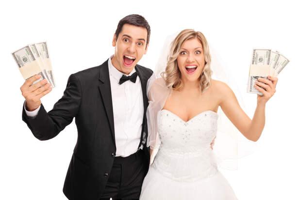 Невеста отменила свадьбу, прихватив $30,000, заранее подаренные гостями