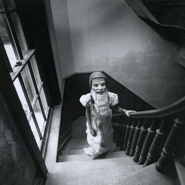 Он знает, чего боятся наши дети: пугающий фотопроект Артура Тресса «Ловец снов»