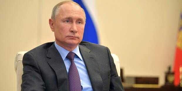 Путин поведал «инженерам будущего» о приоритетах