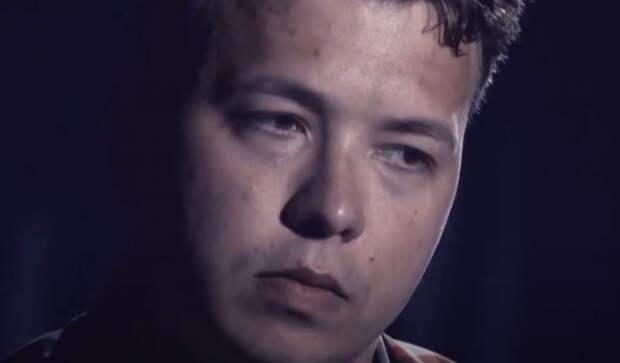 Ошибка с «Азовом» и скандалы в NEXTA: расплакавшийся Протасевич сделал признание