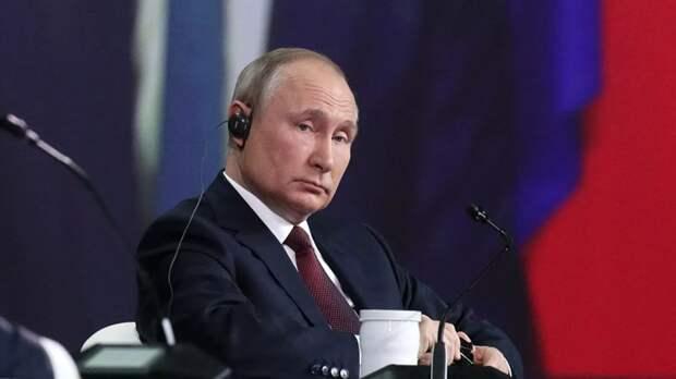 Путин назвал самую значимую в свой жизни задачу