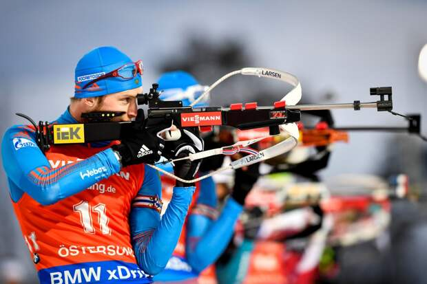 «Русские биатлонисты возвращаются»: триумф Бабикова и Цветкова отметил даже Бьорндален