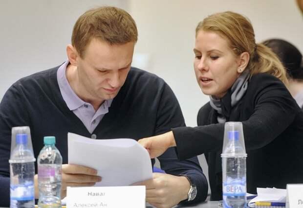 Думская комиссия собирается вывести Навального и Соболь на чистую воду