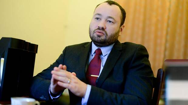 Анохин Андрей Юрьевич депутат