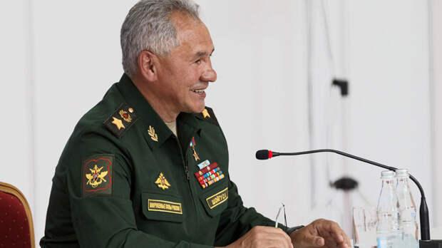 СМИ: Шойгу обязали явиться в Службу безопасности Украины