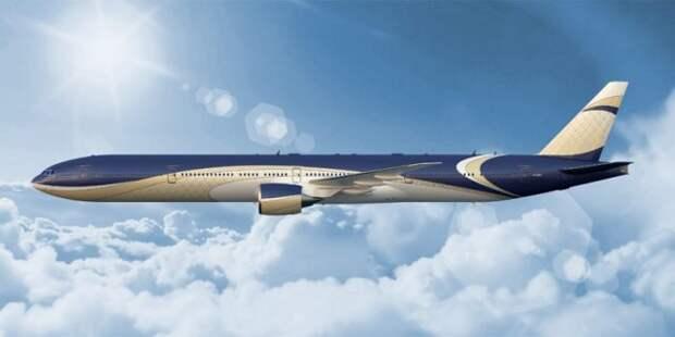 Boeing, решив проблему с 737 MAX, тут же получил проблему с 777