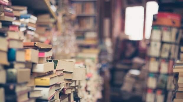 Похитителей книг задержали в Петербурге