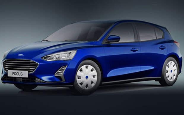Голый, но не смешной: новый Ford Focus в базовых версиях