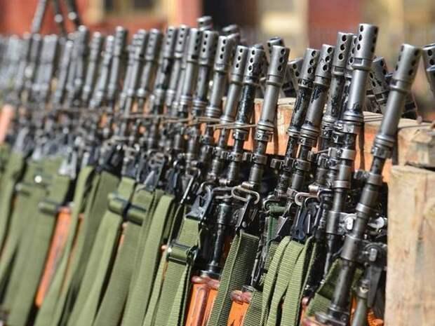 INSAS: винтовка по «принципу 420»