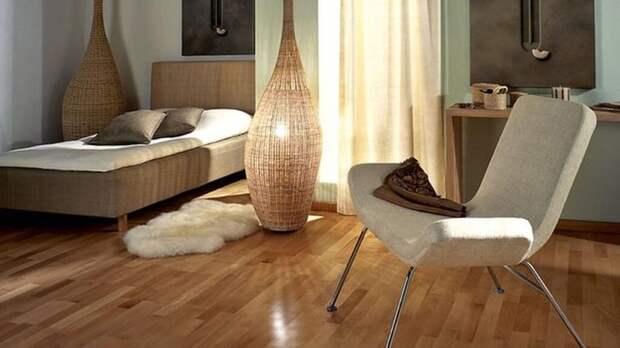 Швейцарские ученые создали деревянный пол, который вырабатывает электроэнергию