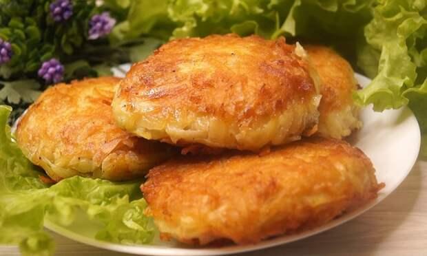 Картофельный кляр для рыбы