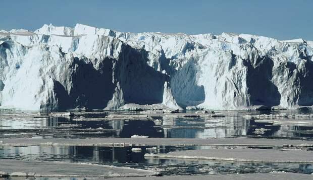 Учёные заявили, что таяние ледников может вызвать «эффект климатического домино»