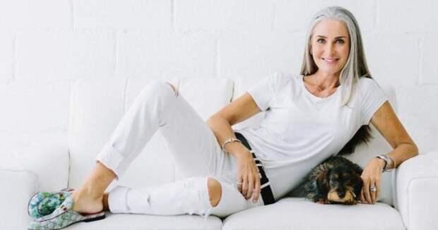 7 секретов молодости 56-летней модели Кэролайн Лабушер