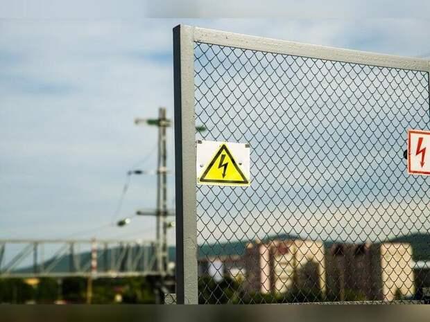 Плановые отключения электричества проведут в Чите