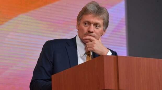 """""""Чушь"""": Песков ответил на выпад США в адрес России"""