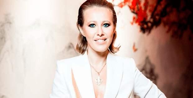 Ксения Собчак станет ведущей нового ток-шоу на Первом канале
