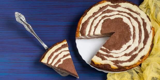 Пирог из творога. 4 оригинальных и вкусных рецепта