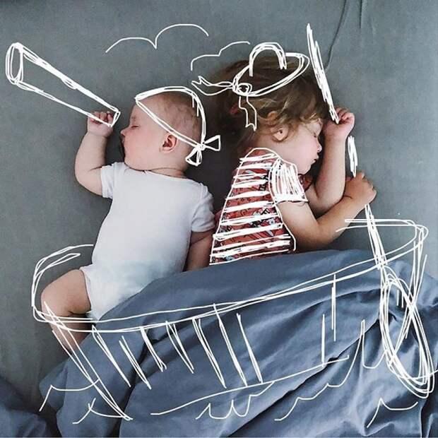 Лучшие идеи для детских фотографий: невероятно позитивные снимки отмамы вквадрате
