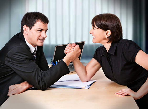 Что происходит, когда мужчина и женщина приравниваются в правах?
