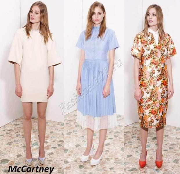 платья 70-х