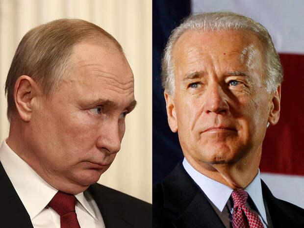 Байден пообещал предупредить Путина о недопустимости вмешательства в дела демократических стран