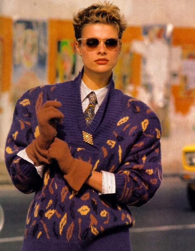 Модный Look из 80-х