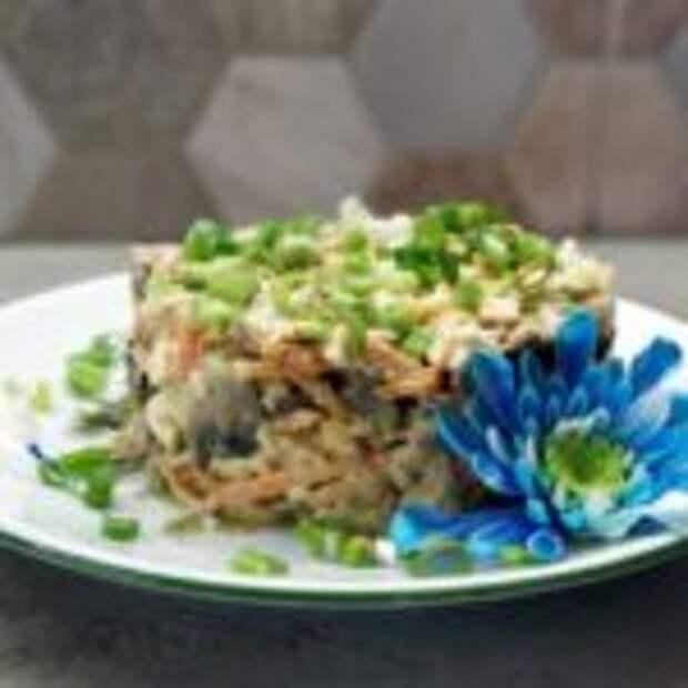 Салат из шампиньонов и моркови по-корейски. Сохрани и используй данный рецепт!