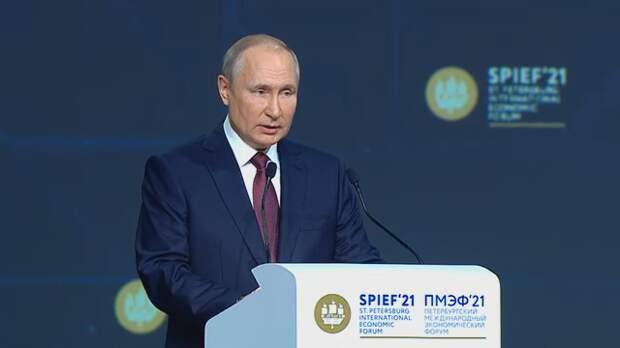 Путин — это живое доказательство того, что дела — важнее слов! Что содержание — важнее обёртки!