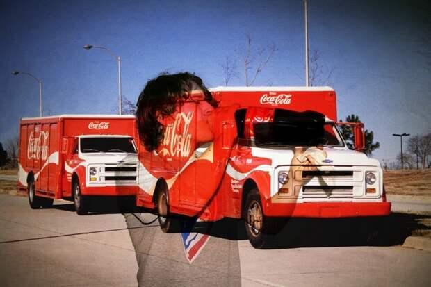 Как необычно использовать «Кока-Колу»