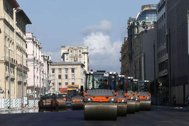 Москвичи должны страдать. В столице начался масштабный ремонт дорог