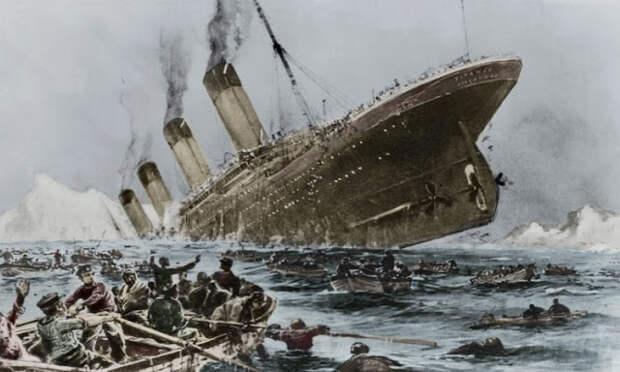 Судьба Титаника, или еще одна тайна Николы Теслы