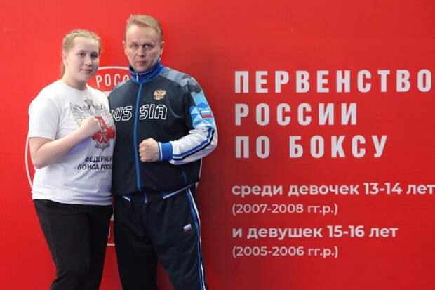 В резервный состав сборной России вошла спортсменка из Конаково