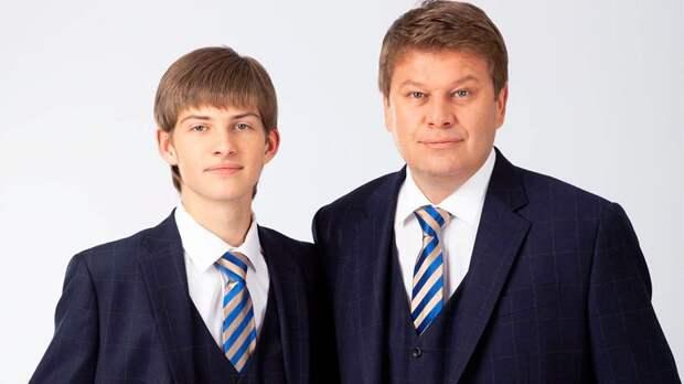 Сын Дмитрия Губерниева Михаил: любит двух отцов, играет тяжелый рок и в футбол