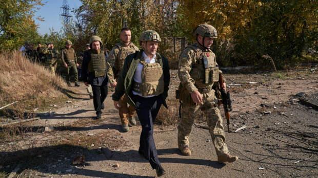 Китайцы объяснили, зачем Киев начал шантажировать Запад ядерным оружием
