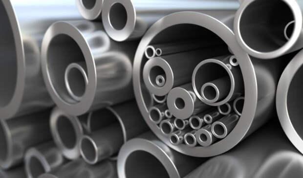 Очень важен диаметр труб. |Фото: steeltmk.by.