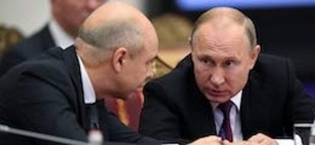 Госкомпаниям, миллиардерам и чиновникам раздадут еще 400 млрд рублей из ФНБ