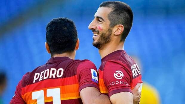 «Рома» предложила Мхитаряну двухлетний контракт с зарплатой €4,5 млн евро за сезон