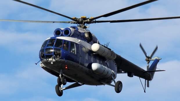 Погибшим пилотом Robinson оказался чемпион мира по вертолетному спорту