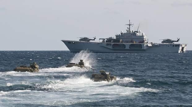 Евросоюз хочет перехватить у Турции обучение береговой охраны Ливии