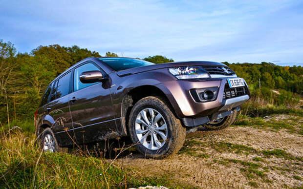Suzuki Grand Vitara: все достоинства и 4 главных недостатка