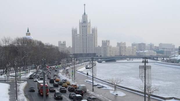Гидрометцентр рассказал о погоде в первой половине недели в Москве
