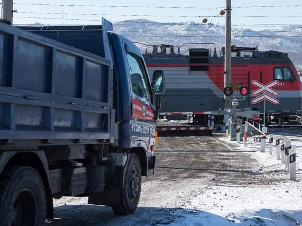Движение через переезд на станции Чита-1 ЗабЖД закроют 18 мая