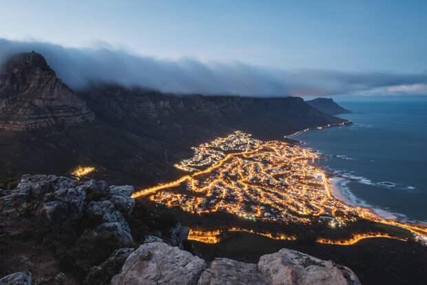 8 удивительных фото Кейптауна – города, который находится на самом краю Африки