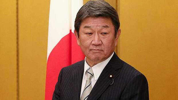В МИД Японии призвали страны G7 выработать солидарный подход в отношении к России