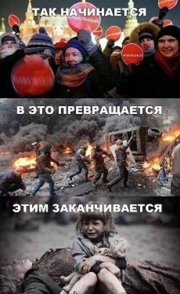 Представим, что Путина свергли..Что ДАЛЬШЕ?Ваш прогноз?